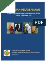 Pedoman Pelaksanaan Bansos 2015
