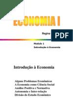 MODULO 01 Introd. à Economia