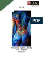 Catalogo Arte Contemporaneo Mayo 30