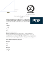 lista p1