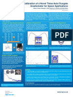 Calibration of a Novel Three-Axis Fluxgate Gradiometer for Space Applications