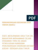 Perundingan Ekonomi Asia Timur (EAEC)