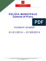 Incidenti 2014