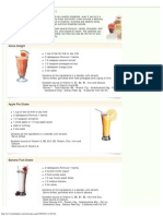 herbaljulie - herbalife - shake recipes