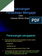 Nota rancangan pengajaran