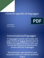 4 linguaggio