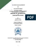 M.tech DissertationReport