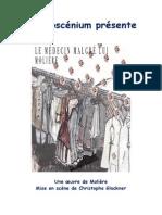 Dossier Pédagogique Le Médecin Malgré Lui 2013 2014