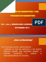 Defini c i on de Marketing
