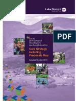 Core Strategy Oct 2010-2 Lake Disc