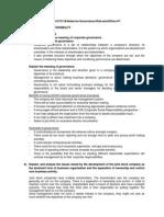 P1 - Study Guide