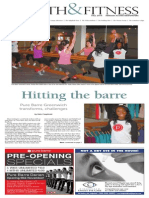 Hersam Acorn's Fall Health & Fitness 2014