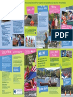 Coniston Lake Users Guide Leaflet