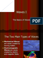 Introduction to Waves (Wave I)