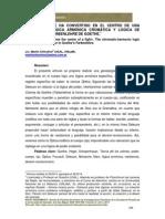 Martín Chicolino (Rev. Nuevo Pensamiento) - «El Cuerpo Se Ha Convertido en El Centro de Una Lucha». La Lógica Armónica Cromática y Lógica de Poder en La Farbenlehre de Goethe
