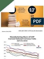 estrategia en manufactura 2014