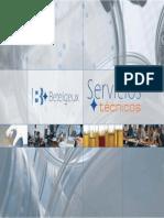 Betelgeux - Catálogo de Servicios Técnicos