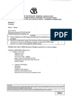 Paper 1- Catholic Trial HSC English 2010