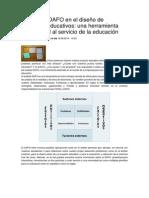 El análisis DAFO en el diseño de proyectos educativos.pdf