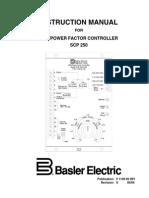 Basler Power Factor Unit