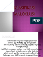 klasifikasi maloklusi (1)