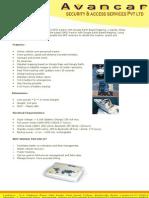 Avancar Gps System