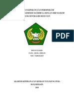ASUHAN KEPERAWATA N PERIOPERATIF.docx