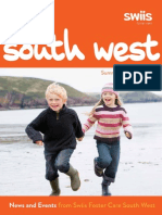 The South West Summer Newsletter