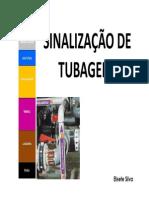 Sinalização de Tubagens