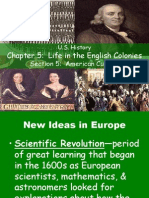 Us History Colonies