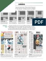 Page Design - Grids