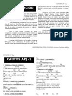 90594162 Cancionero Claret