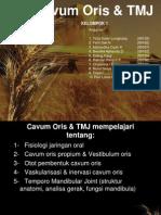 Kelompok 1 Cavum Oris & TMJ