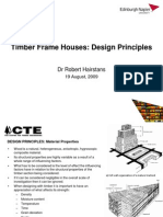 Timber Roof Truss Analysis