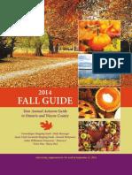 Fall Guide 2014