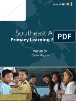 Southeast Asia Primary Learning Metric