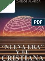 Almeida Joao Carlos - Nueva Era Y Fe Cristiana