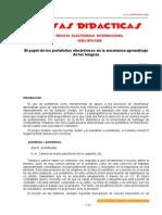 El papel de los portafolios electrónicos.pdf