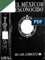 El México Desconocido, 1904, Tomo I