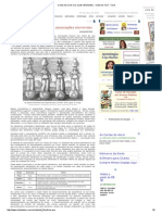 Cartas Da Corte e Os Quatro Elementos - Clube Do Tarô - Tarot