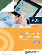 Chiffres clés de l'économie du Languedoc-Roussillon (2013)