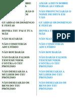 DINÂMICA DOS 10 MANDAMENTOS.doc