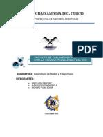 DISEÑO DE REDES 2.1
