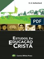 Adventista-Estudos Em Educação Cristã