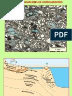 Diagenesis y Almacenes