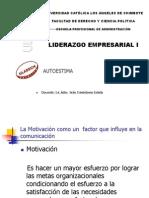 QUINTA CLASE LIDERAZGO EMPRESARIAL - AUTOESTIMA.ppt