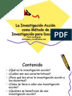 Investigacion accion metodo de investigacion para docentes.ppt