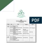 Dody Firmanda 2009 - Materi Pelatihan Audit Medik RSF 15-16 Desember 2009