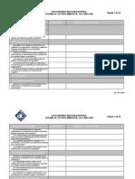 Check List Cuestionario Auditoria ISO14001