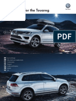 Touareg Accessories Catalogue from Volkswagen UK